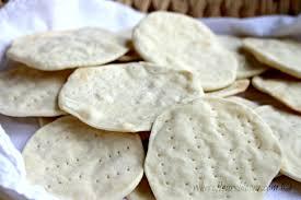 communion cracker unleavened bread where flours bloom