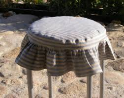Bar Stool Seat Covers Chair Slipcovers Etsy