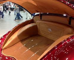 Custom Car Interior Design by Ridler Award The Of Iowa Man U0027s Custom Car Interior Career