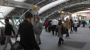 official lirr back on schedule by friday newsday