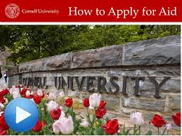 current students applying for or renewing aid financial aid