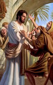 Blind Man At Bethsaida 150 Best Jesus Healings Images On Pinterest Jesus Heals Jesus