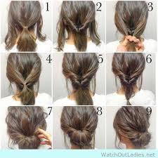 upsweep for medium length hair best 25 fine hair updo ideas on pinterest updos for fine hair