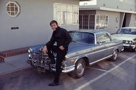wagner mercedes robert wagner during the filming of it takes a thief television