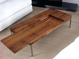 coffee table with hidden gun storage plans coffee table hidden storage hidden drawer coffee table coffee table