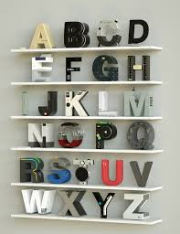 electronic gadgets designer turns popular gadgets into letters of the alphabet and