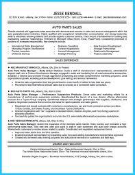 arranging a solid automotive resume