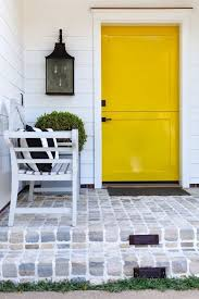 5 bold colors for the front door emily a clark