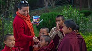 Edifecs Interview Questions Songs Of Freedom With A Buddhist Nun Magazine Roundglass