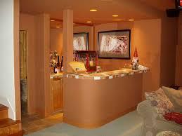Basement Wet Bar Design Ideas Small Basement Bar Ideas Homesfeed