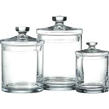clear canisters kitchen clear glass kitchen canisters seo03 info