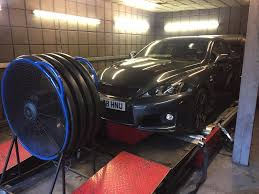 lexus isf exhaust uk latest dyno run with the h u0026s exhaust fitted clublexus lexus
