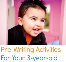 5 pre writing activities for your 3 year old 3 year olds