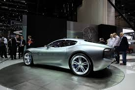 maserati alfieri wallpaper maserati lights up our fantasies with alfieri coupe concept w videos
