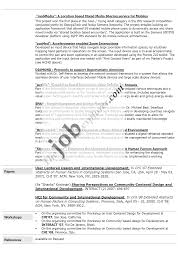Job Resume Examples Mechanic by Resume Images Of Resume Examples