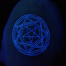 glow in the dark tattoo how long does it last 60 glow in the dark tattoos for men uv black light ink designs
