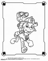 nick jr halloween coloring pages paw patrol coloring pages coloring home