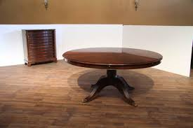 large round dining table with lazy susan best dining table ideas