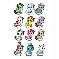 tokidoki unicorno series 4 mystery blind box figure aphmau