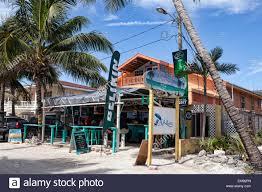 wayos beach front restaurant u0026 bar on ambergris caye belize