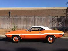 dodge challenger 1970 orange 1970 dodge challenger in go mango orange custom paint cars i