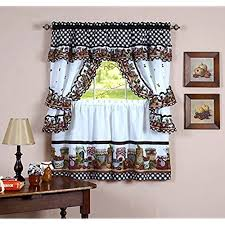 Kitchen Curtains Kitchen Curtains Set