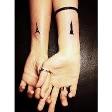 couple tattoos polyvore