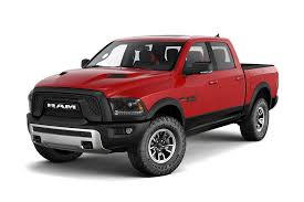 Dodge 3500 Truck Colors - 2017 ram 1500 rebel spiced up with new delmonico red paint