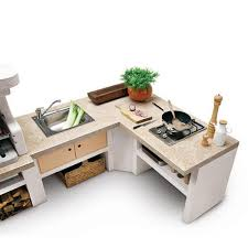 modulare küche gartenküche palazzetti malibu 2 modulare outdoor küche grillmodul