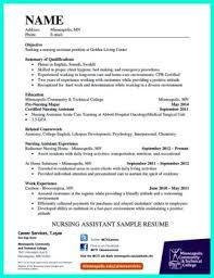 Cna Job Description For Resume Cna Resume Example Resume Example And Free Resume Maker
