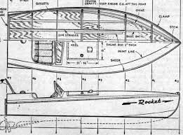 Rc Wood Boat Plans Free by 51 Best Balsa Model Plans Images On Pinterest Boat Building