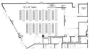 capacities u0026 floorplans chelsea piers connecticut stamford ct