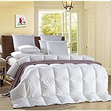 Goose Feather Duvet Sale 13 5 Tog King Size 15 Duck Feather Duvet Amazon Co Uk Kitchen