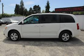 used 2010 dodge grand caravan sxt burien wa car club inc