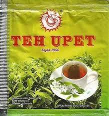 Teh Upet tea bag teh upet teh upet indonesia col tb id 0360