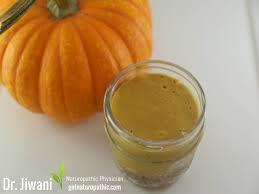 dr jiwani s vegan pumpkin pie nut free low carb gluten free