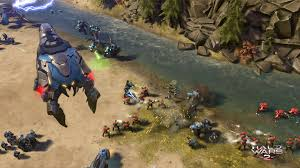 halo wars xbox 360 game wallpapers halo wars 2 review gamespot