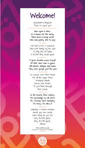 welcome poem support charity for who embraced islam