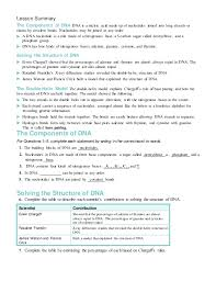 protein structure worksheet worksheets