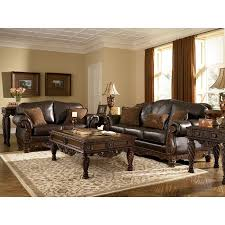 livingroom set shore brown living room set millennium furniturepick