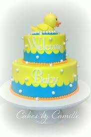 rubber ducky baby shower cake 21 best baby shower cakes images on baby shower cakes