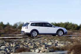 saab 9 3 x review 2009 2011 parkers
