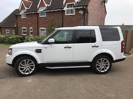 older land rover discovery land rover discovery 4 commercial 1year old in bournemouth