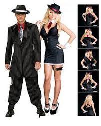 Mens Gangster Halloween Costume Couple Halloween Costume Ideas Masquerade Costume Ideas