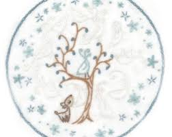 diy set of 4 bird and tree embroidery patterns series 2 pdf