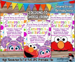 abby cadabby party supplies elmo abby birthday invite elmo abby cadabby birthday