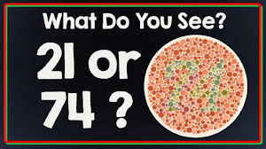 color blind test do you see color like everyone else youtube