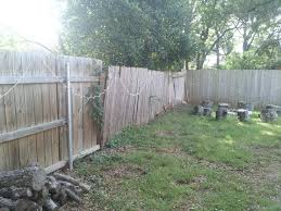 replaced 30 feet of fence in my backyard thought i u0027d post it here