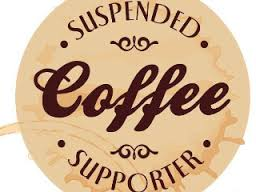 Suspended Coffee Supporters