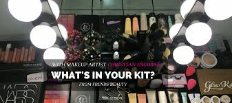 what u0027s in your kit with makeup artist margina dennis